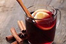 Vins et Boissons / Boire bien plus que des mots ! Des boissons chaudes ou froides, du #vin, des #cocktails, des idées pour préparer de chouettes #boissons à vos invités