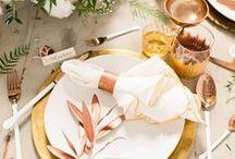 It's Time to Party ! / Vous préparez une réception bientôt ? Voici les photos de fêtes, de buffets et autres moments partagés en famille ou entre amis !