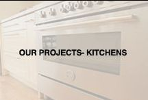 Our Projects: Kitchens / Take a look at our renovation projects. Walden Homes renovates and redesigns your kitchen with careful project management.