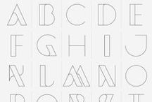 Fonts / Identity / Graphism
