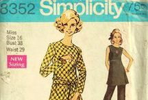 Fashion Flashback / Patterns, fashions and fun photos from yesteryear! / by Hancock Fabrics