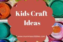 Kids Craft Ideas / Handpicking all the best craft ideas for young children.