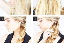 Hair! / How to do some hairstyles