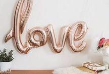 Love etc / De l'amour à partager tous les jours, un peu, beaucoup...à la folie ! #love #saintvalentin #mariage #wedding