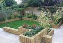 My clients' gardens / My clients' gardens..