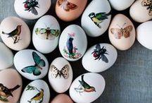 Pâques / Pâques, c'est toujours le retour du printemps, du changement, l'occasion de rassembler les siens autour d'une fête #paques #easter