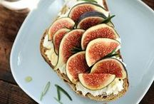 recipes: figs & fig love / Fresh figs and dried figs - fig recipes and fig inspiration. If you are not following, please limit repins to 10 a day per board.