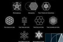 Symbol & Sacred Geometry & Cultural Pattern