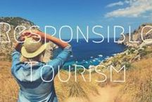 >>Responsible Tourism / Do you have a passion for responsible tourism or are interested in learning more about being a more eco-friendly traveller? Join us and share your eco-tourism advice, photos and blog posts.