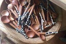 Vaisselle & Céramique / Vaisselle, objets déco. Porcelaine, grès, terre cuite...