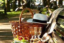 Oh un Pique-Nique ! / Nos inspirations pique-nique, des photos d'ambiance, des recettes, de chouettes idées pour manger dehors, au bureau, à la plage, etc...
