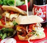 Junk Food Maison ! / Des burgers, des frites, des glaces oui, mais du bon, du fait maison !