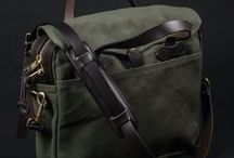 Filson / Briefcases, backpacks, totes, and duffle bags. Classic rugged style from Seattle, Washington.