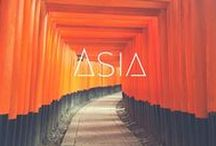 >>Asia / Are you planning your trip backpacking through Asia? This board compiles the best of the best articles about Asia to make sure you don't miss anything! Including: China, Japan, Mongolia, Thailand, Vietnam, Cambodia and many more!