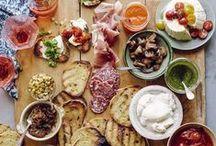C'est l'heure de l'Apéro ! / idées de préparations à grignoter pour l'apéritif, qu'il soit rapide ou bien dînatoire ! #apero #aperitif #snacking