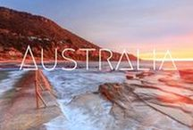 >>Australia / Australia is known for its beaches, sunsets, city nightlife and outback adventures. Plan your adventure today!