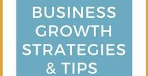 Business Growth Strategies & Tips / Want to grow your business online? You've come to the right place for strategies and tips that work.