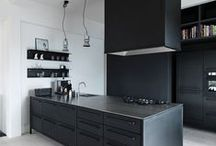 ROOMS // kitchen & dining / by Storia Design