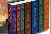 Favorite Book Series / Because one book isn't always enough to tell a good story...