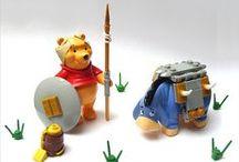 LEGO- Fandom / Fandom-related LEGO creations