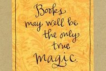 Bookish Quotes / Quotes relating to books & quotes from books (created initially for a CL swap-bot swap)