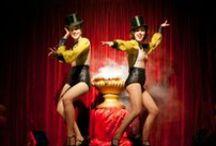Royal Burlesque Revue / Royal Burlesque Revue si svolge due volte al mese presso il Salon Parisien, via Ascanio Sforza 81 a Milano. www.royalburlesque.it -   Voodoo De Luxe è l'agenzia di riferimento per eventi e spettacoli Retro, Cabaret e Burlesque. www.voodoodeluxe.com