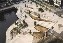 LA - Waterfronts / landscape architecture urbanism architecture water waterfront