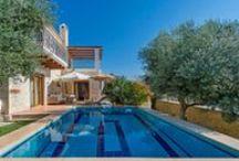 Villa Okalia - Eleon Residence / Villa Okalia in Nea Magnisia, Rethymno, Crete