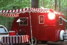 Retro Camping / Retro camping pics we love.