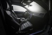 Premium cars interiors / see interiors of premium test cars by premiumMoto.pl