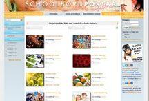 Actuele thema's PO / door portalengroep.nl | schoolbordportaal.nl