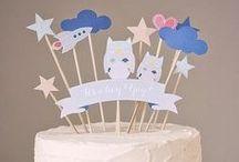 decorazioni feste / cake topper, torte, decorazioni varie