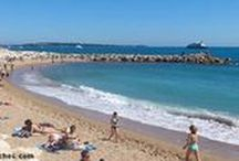 Beaches de la Côte d'Azur / Catch some rays on the best beaches in Southern France.