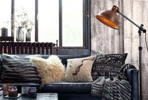 Interior design ideas / the very best of scandinavian and loft interiors.