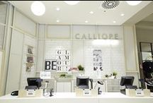 CALLIOPE LAB - THE NEW CONCEPT STORE / Contemporary, balanced, stylish. Creative environment. Costantly updated about new trends.