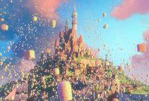 Disney peintures / Peintures pour enfants