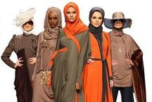Hijab style / by NK