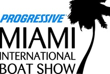 2013 Miami Int'l Boat Show / Coming soon — we'll repin your best photos from the Miami International Boat Show and Strictly Sail Feb. 14-18. Make an MIBS board on your Pinterest page, tag us in your pins, and we'll repin your photos from the show onto our board!  / by boats.com