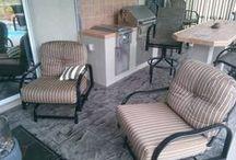 Concrete Flooring / Concrete Stained Flooring Options http://goo.gl/Cy7dA