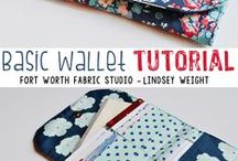 Bags,purses,clutchs and other things with tutorials / this board has various sewing patterns with regards to bags,purses,clutches and other similar products with tutorials to help make them easier and fun!