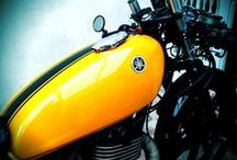 Cafe' Racers SA / Local bikes looking good!!!