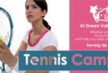 TENNIS / Serving up a game at Green Valley Spa & Resort. Packages, Tennis Camps, Personal Instruction are available at unbeatable prices.