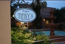FINE DINING / Breakfast at Tifiny's http://breakfastattifinys.com/