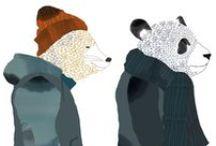 International Illustrators / Zahraniční ilustrátoři