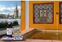 Splendid Spain / A collection of our lovely rentals from Spain!  Do you have a property to list? Visit: www.uguest.com