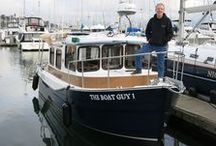The Boat Guy / A series of blogs on boats.com from The Boat Guy, Chip Hanauer. / by boats.com