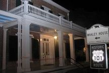 Whaley House / Upcoming broadcast and cool pictures from and about the most haunted house in America!