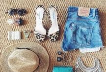 Spring   Summer / outfits for spring and summer