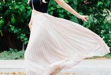 Maxi   Skirt / beautiful maxi outfits
