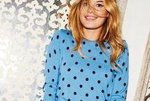 Dots Dots Dots! / polka dots outfits
